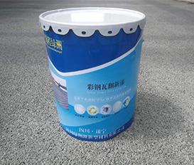 透水地坪材料-聚氨酯彩钢瓦翻新漆